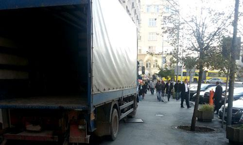 Moving in Belgrade - Vracar